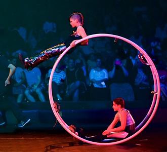 Circus Juventas 2015